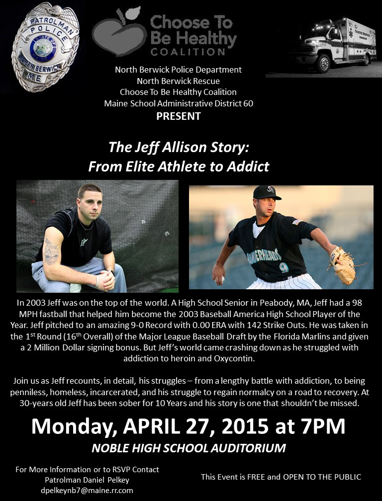 An Evening with Jeff Allison